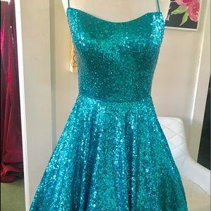Sherri Hill NWT Homecoming Dress